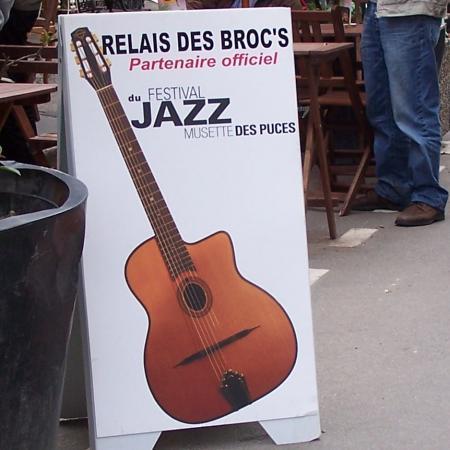 Jazz aux puces 2010